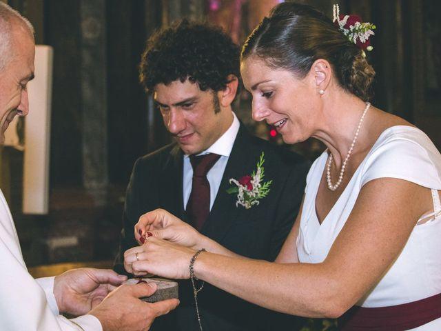 Il matrimonio di Samuele e Francesca a Marzio, Varese 85
