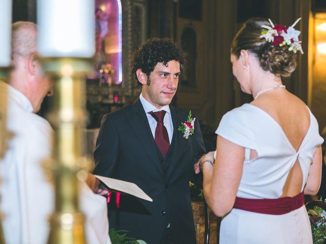 Il matrimonio di Samuele e Francesca a Marzio, Varese 86