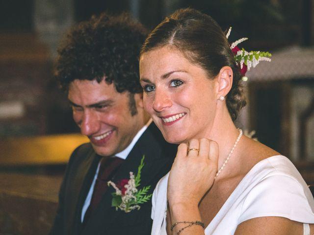 Il matrimonio di Samuele e Francesca a Marzio, Varese 89