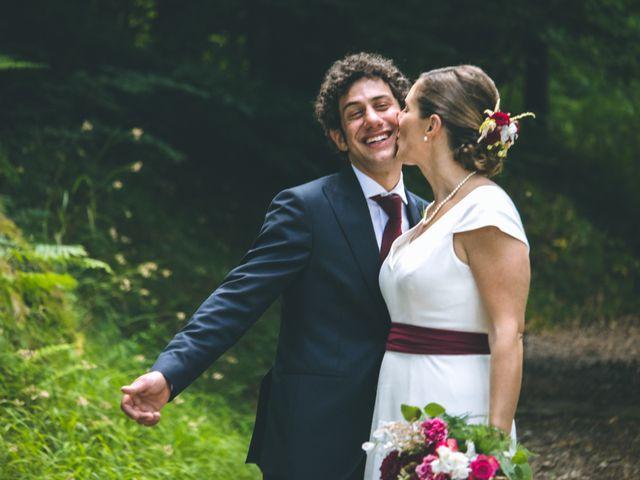 Il matrimonio di Samuele e Francesca a Marzio, Varese 125