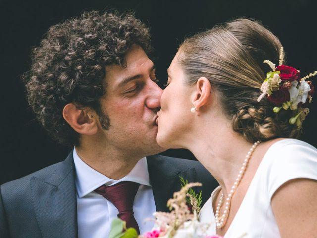 Il matrimonio di Samuele e Francesca a Marzio, Varese 129
