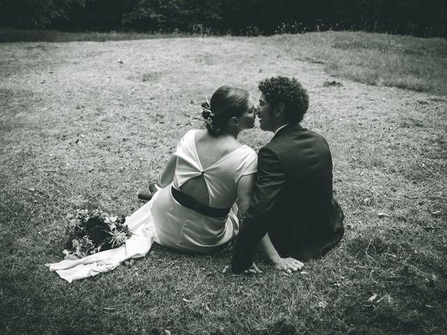 Il matrimonio di Samuele e Francesca a Marzio, Varese 133