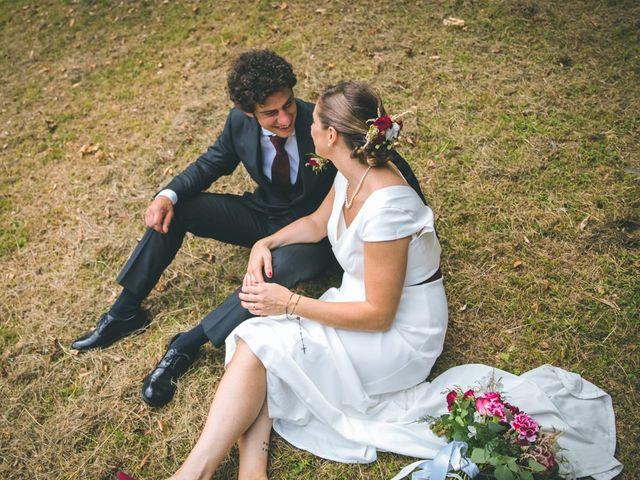 Il matrimonio di Samuele e Francesca a Marzio, Varese 134