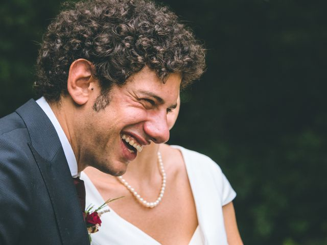 Il matrimonio di Samuele e Francesca a Marzio, Varese 135