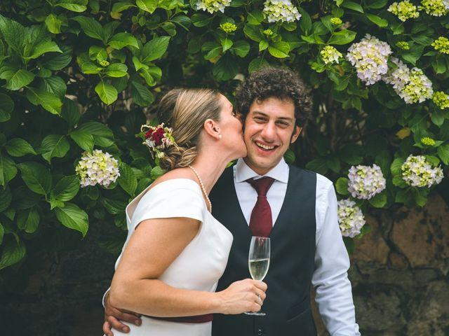 Il matrimonio di Samuele e Francesca a Marzio, Varese 172