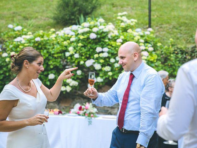 Il matrimonio di Samuele e Francesca a Marzio, Varese 178