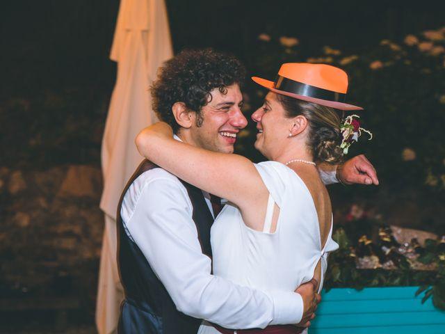 Il matrimonio di Samuele e Francesca a Marzio, Varese 197