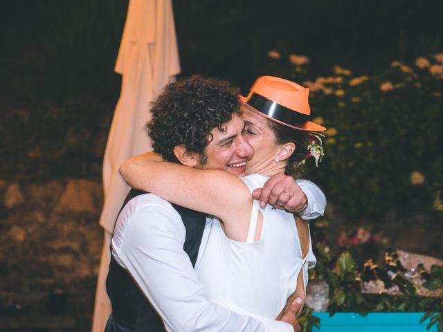 Il matrimonio di Samuele e Francesca a Marzio, Varese 198