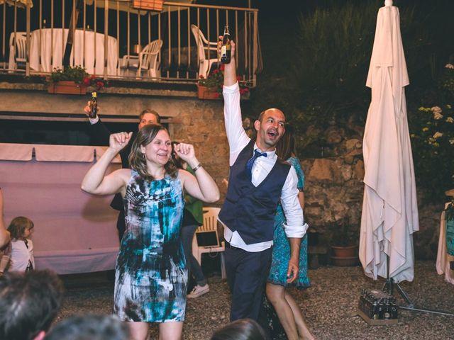 Il matrimonio di Samuele e Francesca a Marzio, Varese 201