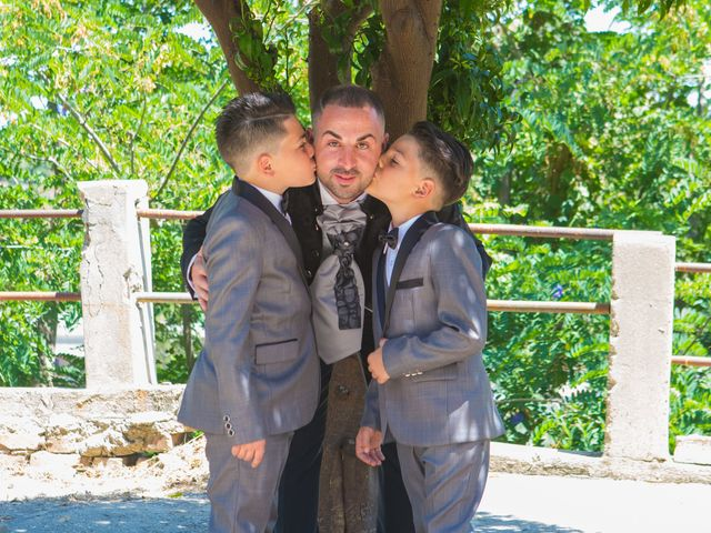 Il matrimonio di Daniele e Mariagrazia a Messina, Messina 9