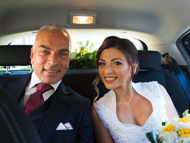 Il matrimonio di Daniele e Mariagrazia a Messina, Messina 15