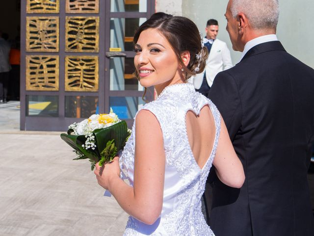 Il matrimonio di Daniele e Mariagrazia a Messina, Messina 18