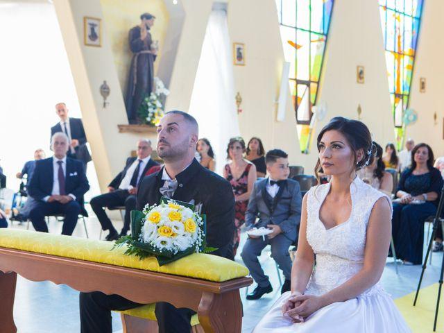 Il matrimonio di Daniele e Mariagrazia a Messina, Messina 23