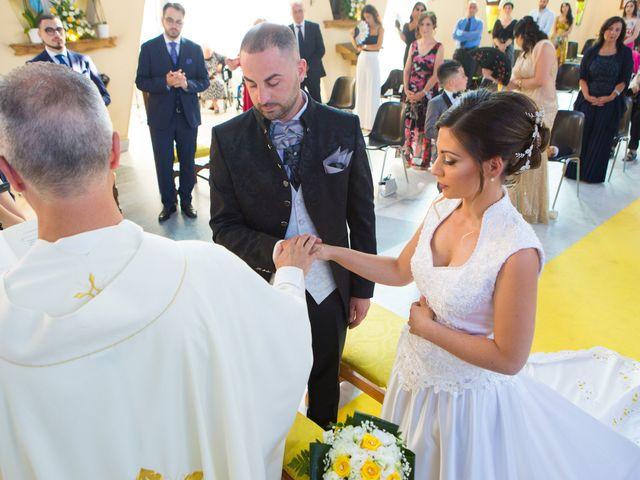 Il matrimonio di Daniele e Mariagrazia a Messina, Messina 24