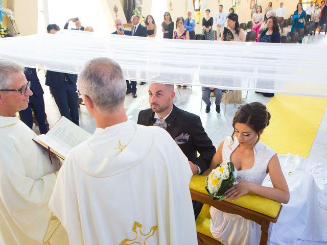 Il matrimonio di Daniele e Mariagrazia a Messina, Messina 27