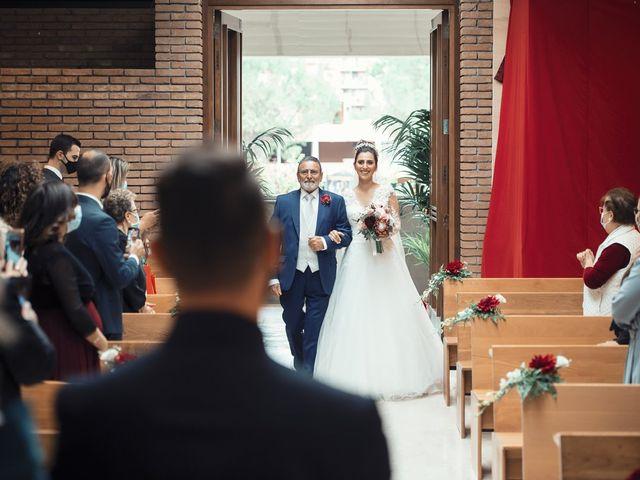 Il matrimonio di Francesco e Emanuela a Grottaferrata, Roma 12