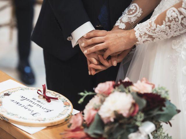 Il matrimonio di Francesco e Emanuela a Grottaferrata, Roma 14