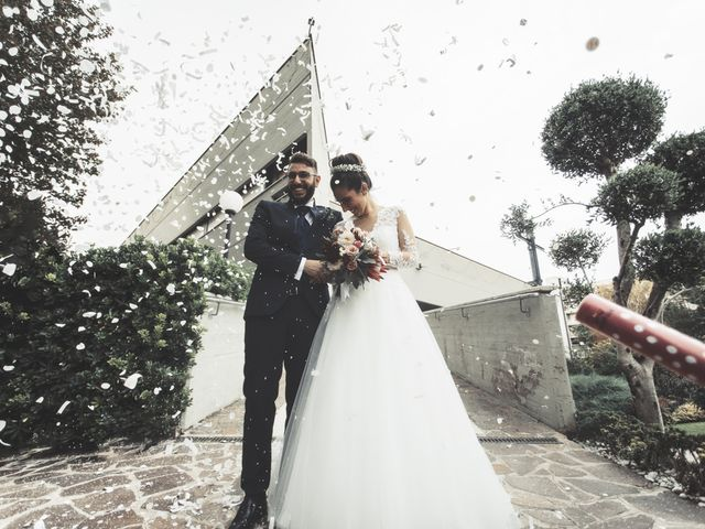 Il matrimonio di Francesco e Emanuela a Grottaferrata, Roma 19