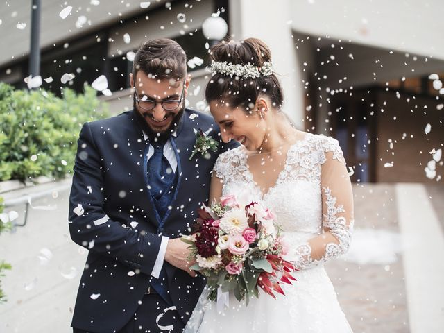 Il matrimonio di Francesco e Emanuela a Grottaferrata, Roma 20