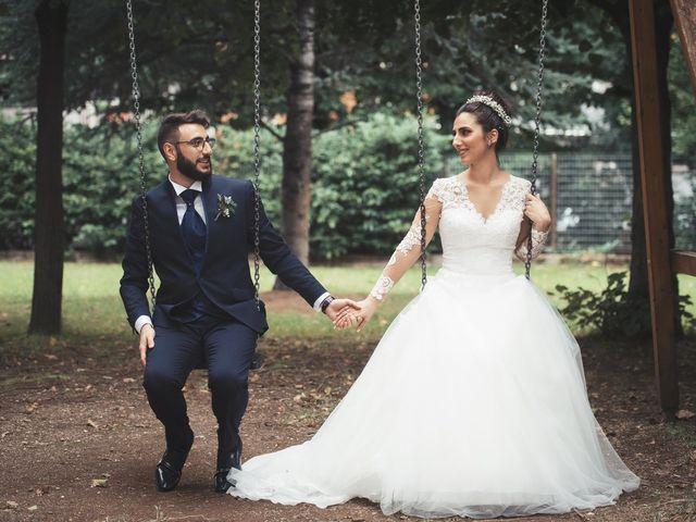 Il matrimonio di Francesco e Emanuela a Grottaferrata, Roma 24