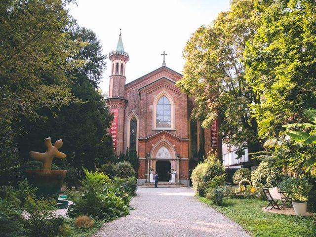 Il matrimonio di Alessandro e Annalisa a Milano, Milano 38