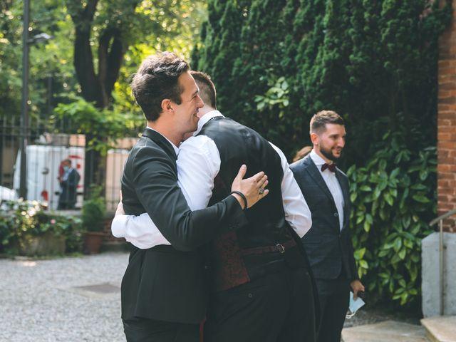 Il matrimonio di Alessandro e Annalisa a Milano, Milano 46