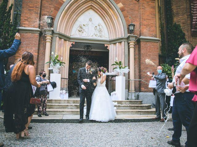 Il matrimonio di Alessandro e Annalisa a Milano, Milano 101