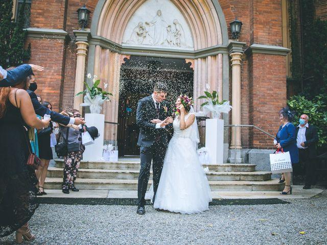Il matrimonio di Alessandro e Annalisa a Milano, Milano 103