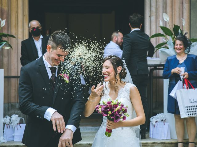 Il matrimonio di Alessandro e Annalisa a Milano, Milano 107