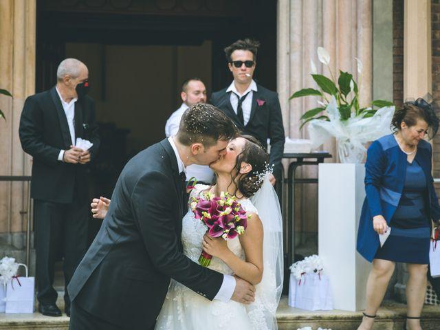 Il matrimonio di Alessandro e Annalisa a Milano, Milano 108