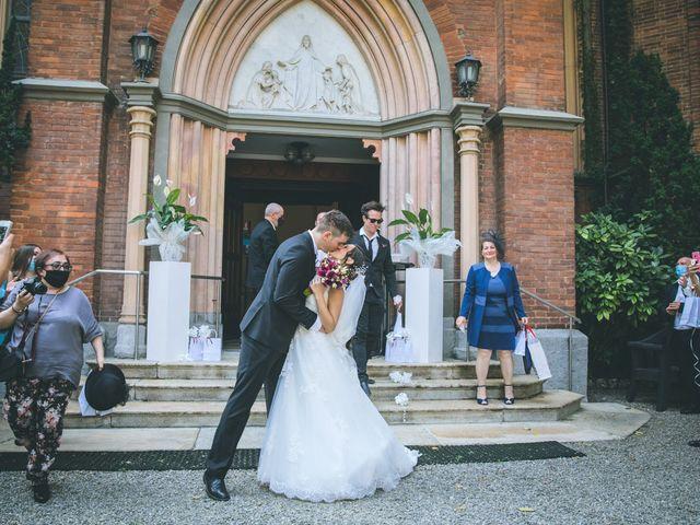 Il matrimonio di Alessandro e Annalisa a Milano, Milano 109