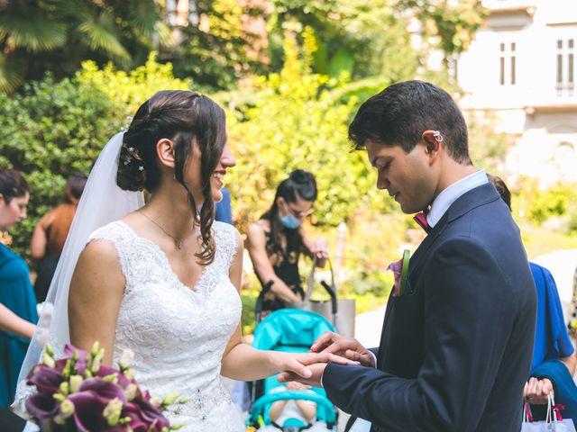 Il matrimonio di Alessandro e Annalisa a Milano, Milano 110