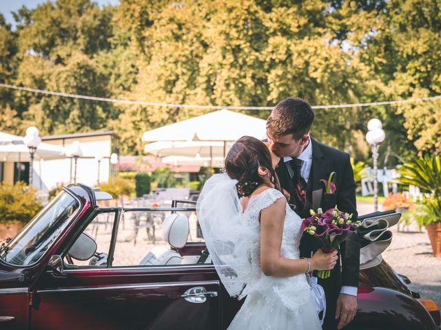 Il matrimonio di Alessandro e Annalisa a Milano, Milano 124