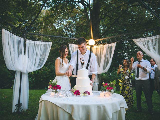 Il matrimonio di Alessandro e Annalisa a Milano, Milano 315