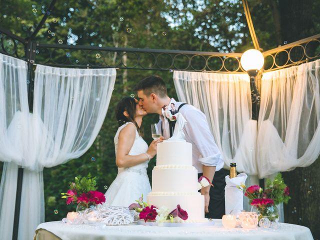 Il matrimonio di Alessandro e Annalisa a Milano, Milano 321