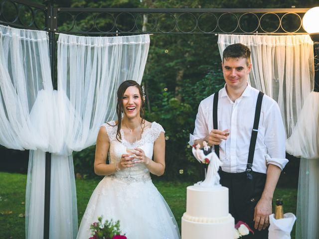 Il matrimonio di Alessandro e Annalisa a Milano, Milano 323