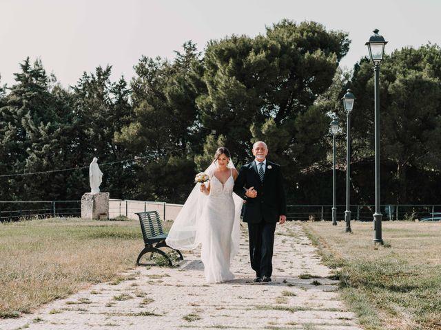 Il matrimonio di Caterina e Giovanni a Corleone, Palermo 10