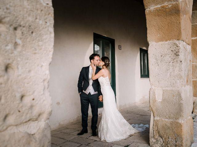 Il matrimonio di Caterina e Giovanni a Corleone, Palermo 20