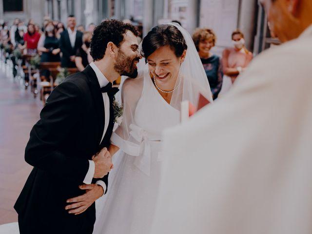 Il matrimonio di Michele e Lorenza a San Casciano in Val di Pesa, Firenze 20