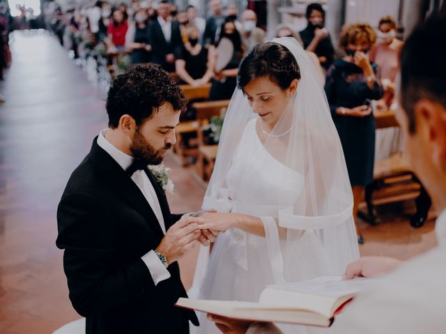 Il matrimonio di Michele e Lorenza a San Casciano in Val di Pesa, Firenze 22