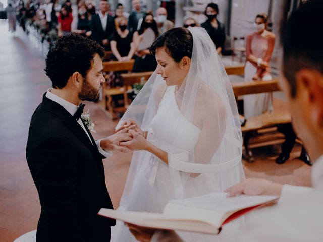 Il matrimonio di Michele e Lorenza a San Casciano in Val di Pesa, Firenze 23
