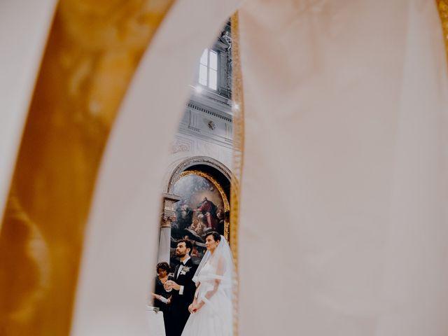 Il matrimonio di Michele e Lorenza a San Casciano in Val di Pesa, Firenze 25