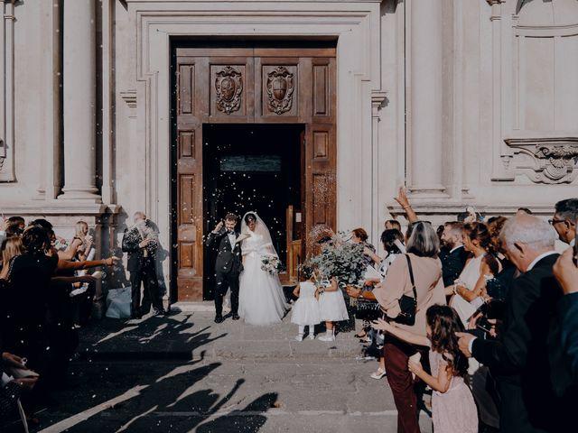 Il matrimonio di Michele e Lorenza a San Casciano in Val di Pesa, Firenze 26