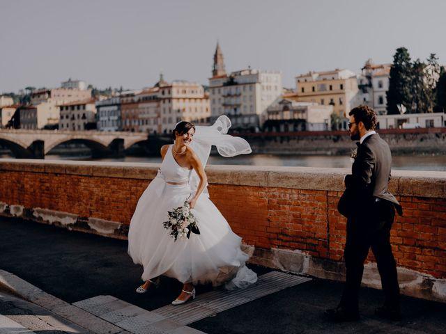 Il matrimonio di Michele e Lorenza a San Casciano in Val di Pesa, Firenze 27