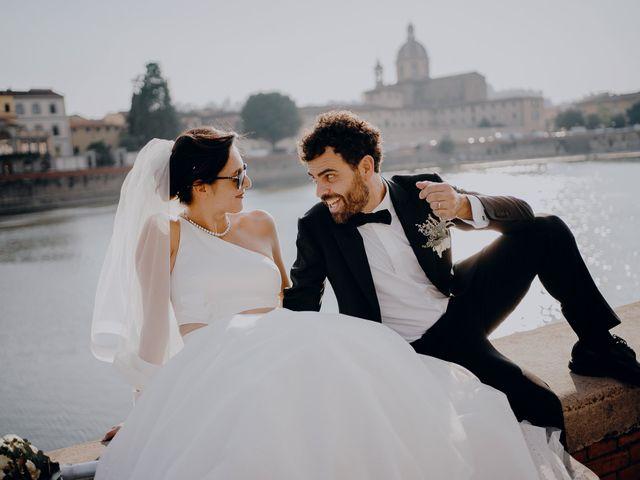 Il matrimonio di Michele e Lorenza a San Casciano in Val di Pesa, Firenze 28