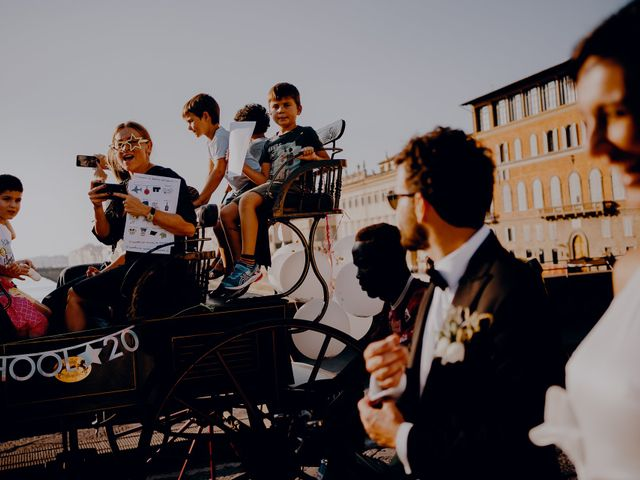 Il matrimonio di Michele e Lorenza a San Casciano in Val di Pesa, Firenze 29