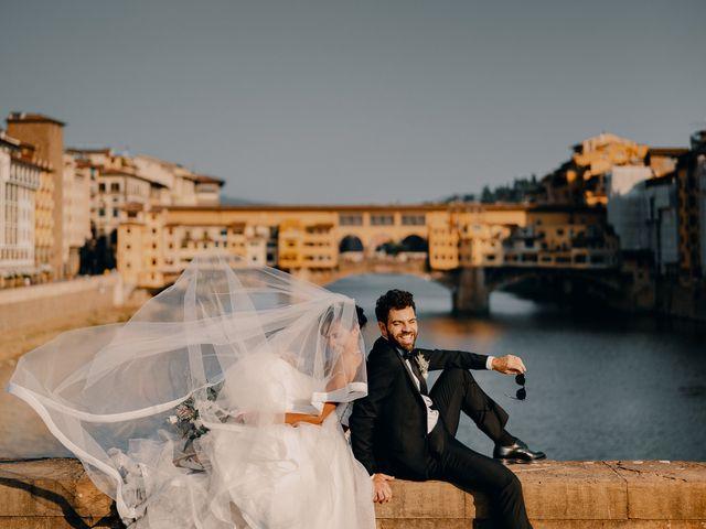 Il matrimonio di Michele e Lorenza a San Casciano in Val di Pesa, Firenze 2