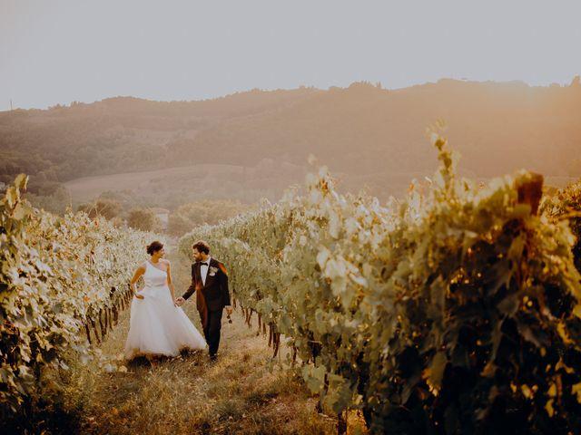 Il matrimonio di Michele e Lorenza a San Casciano in Val di Pesa, Firenze 31