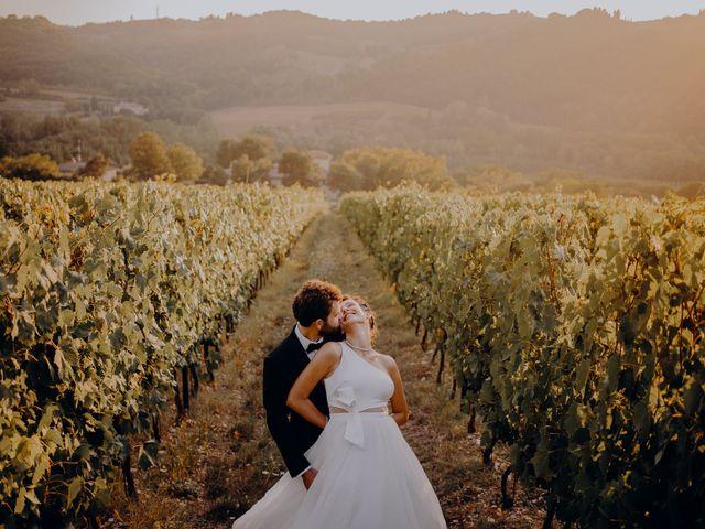 Il matrimonio di Michele e Lorenza a San Casciano in Val di Pesa, Firenze 33
