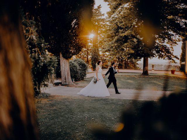 Il matrimonio di Michele e Lorenza a San Casciano in Val di Pesa, Firenze 35